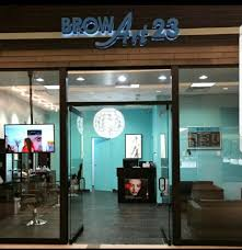 Brow Art Store Front (1)