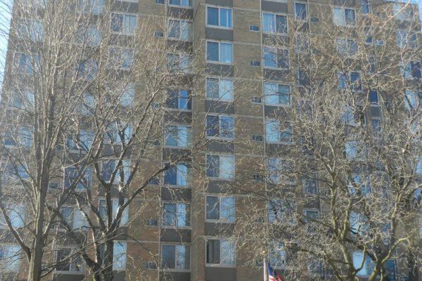 Evanston SR Exterior