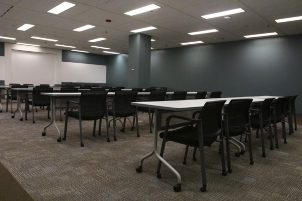 Merrillville conference room
