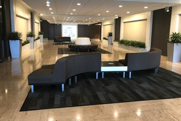 Merrillville lobby